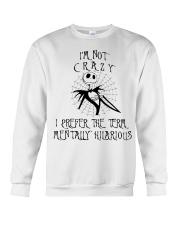 Jack Skellington clothing Crewneck Sweatshirt thumbnail