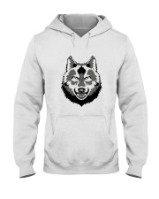 wolf Hooded Sweatshirt front