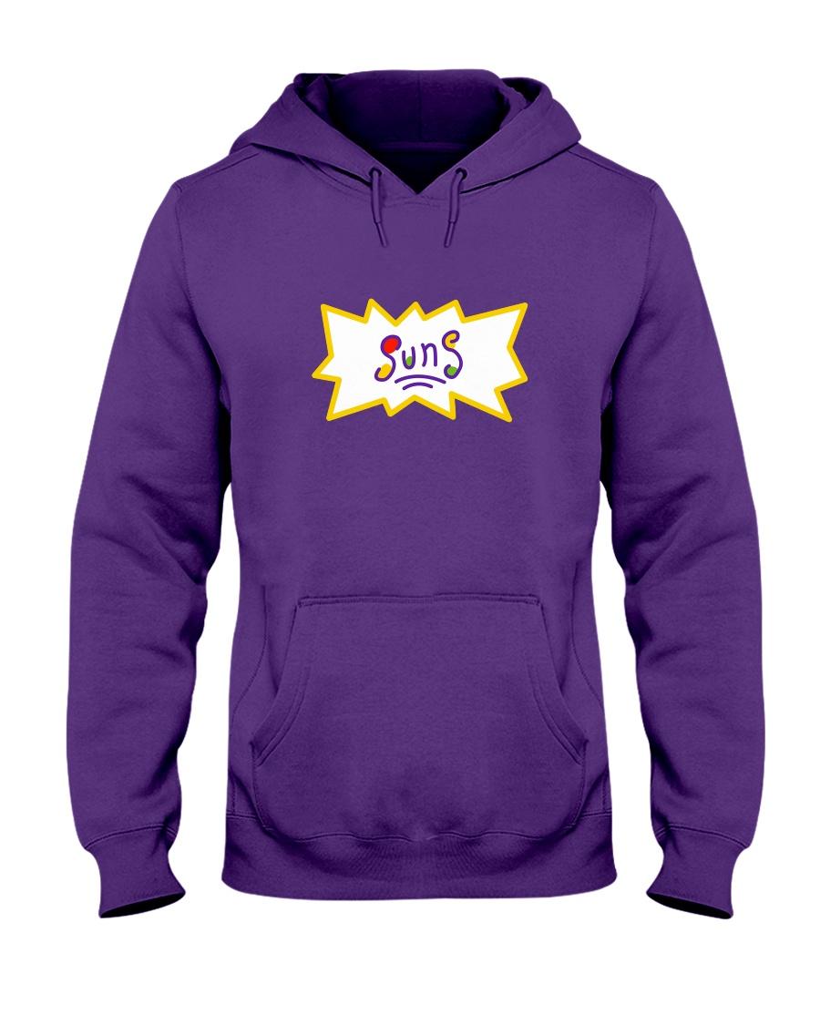 Phoenix Suns Purple Tee Shirt