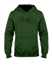 PSALM 46:10 Hooded Sweatshirt thumbnail