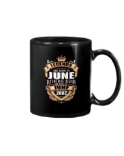 LEGENDS ARE BORN IN JUNE 2002 Mug thumbnail