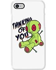 Voodoo doll Phone Case i-phone-7-case