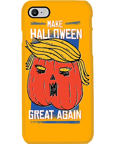It's time to make halloween great again