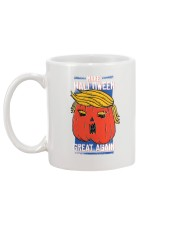 It's time to make halloween great again Mug back