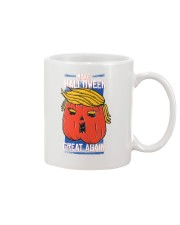It's time to make halloween great again Mug front
