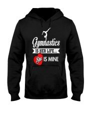 Gym Moms' Pride Hooded Sweatshirt thumbnail