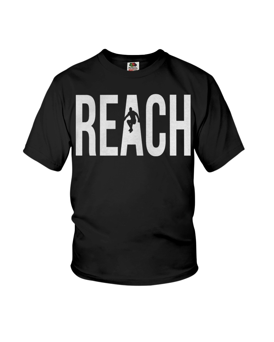 parkour reach Youth T-Shirt