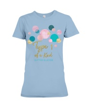 Type 1 of a Kind Premium Fit Ladies Tee front