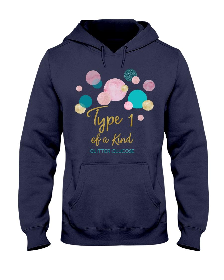 Type 1 of a Kind Hooded Sweatshirt