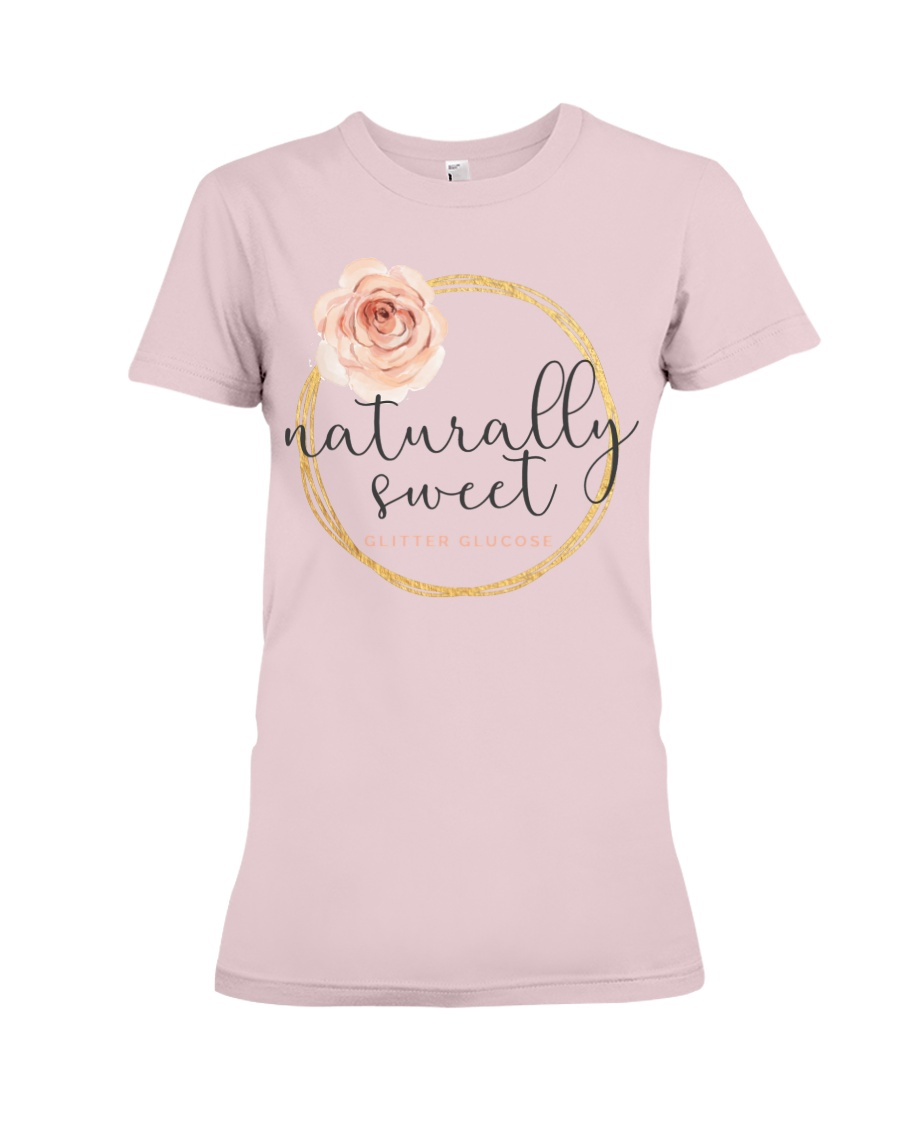 Naturally Sweet Premium Fit Ladies Tee