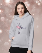 T1D Dancer Hooded Sweatshirt lifestyle-holiday-hoodie-front-1