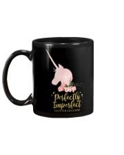 Perfectly Imperfect Mug back