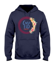 Classic Cure T1D Hooded Sweatshirt front