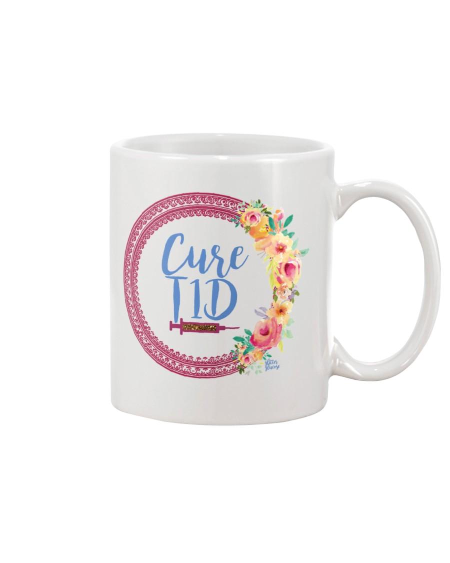 Classic Cure T1D Mug