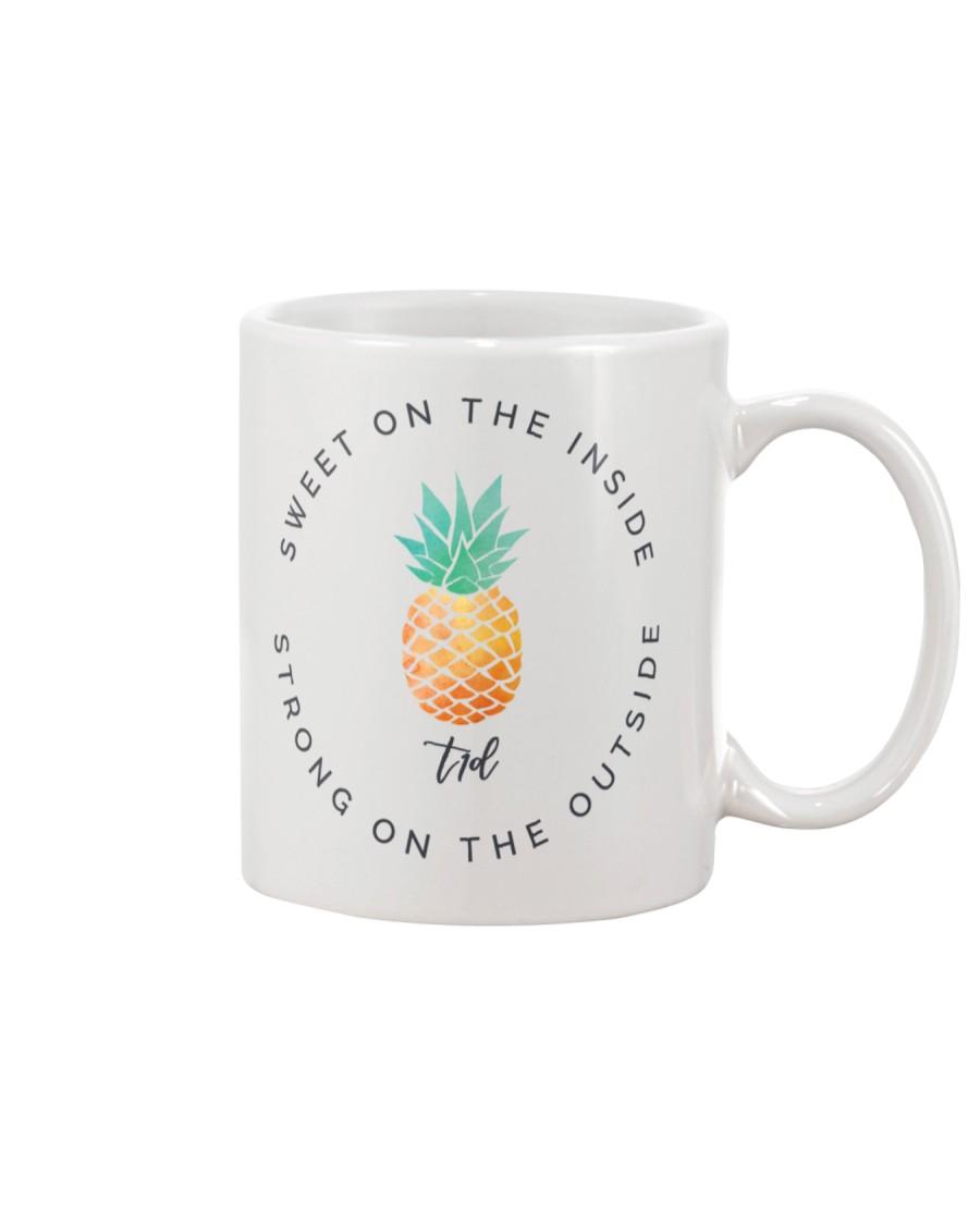 Like a Pineapple Mug