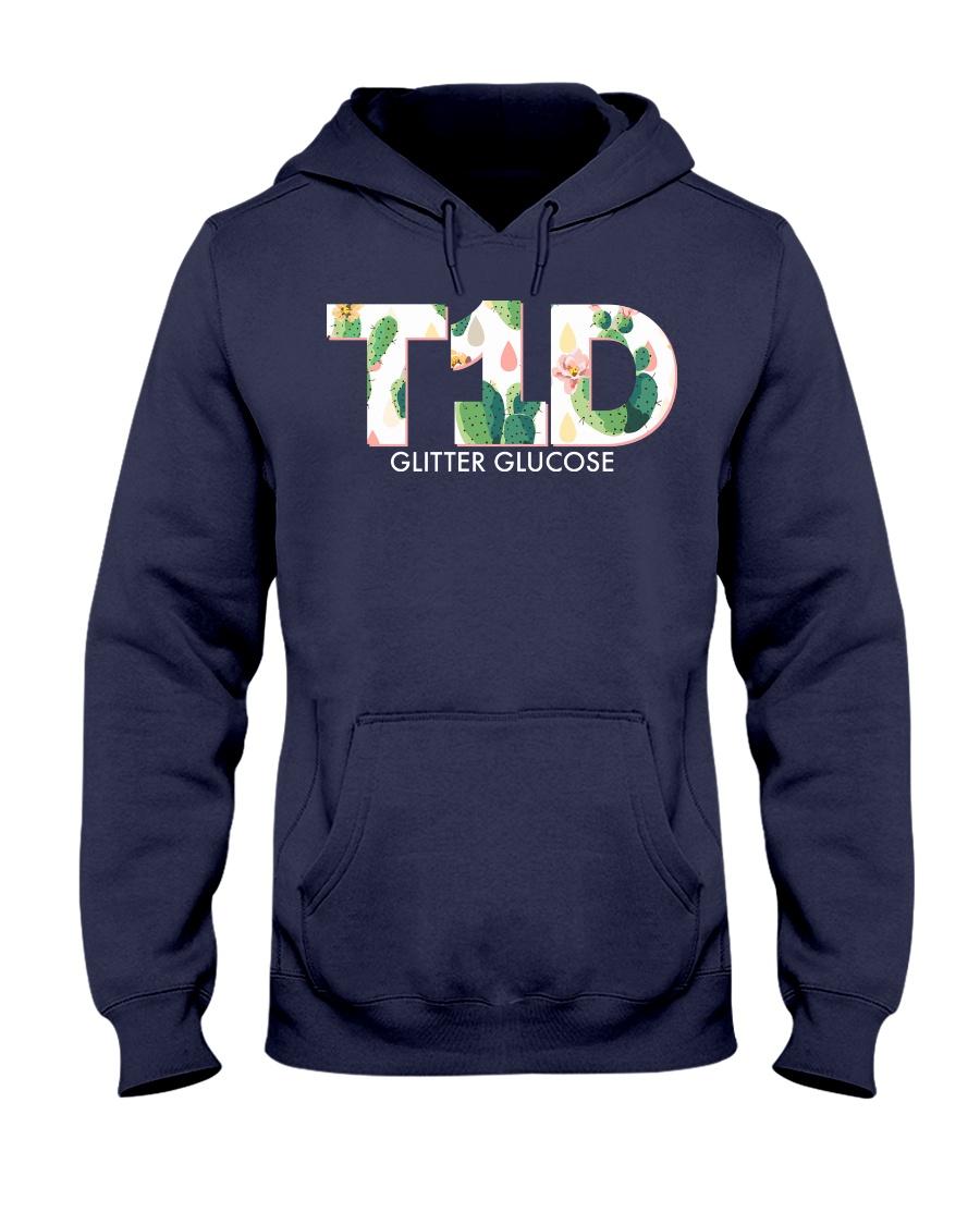 Team T1D Hooded Sweatshirt