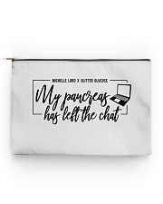Left the chat Accessory Pouch - Standard thumbnail