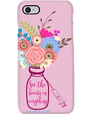 See the Beauty in EVERYTHING Phone Case i-phone-8-case