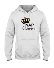 NAP QUEEN DESIGN Hooded Sweatshirt front