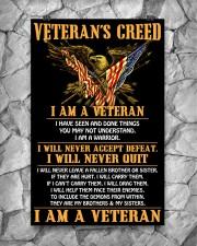 Veteran's Creed I Am A Veteran 11x17 Poster aos-poster-portrait-11x17-lifestyle-13