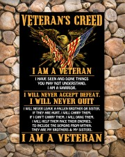 Veteran's Creed I Am A Veteran 11x17 Poster aos-poster-portrait-11x17-lifestyle-15