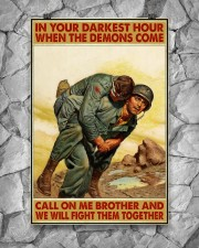 In Your Darkest Hour When The Demons Come  24x36 Poster aos-poster-portrait-24x36-lifestyle-13