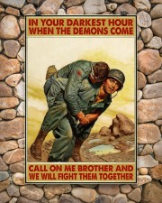 In Your Darkest Hour When The Demons Come  24x36 Poster aos-poster-portrait-24x36-lifestyle-15