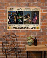 I Am A Vietnam Veteran 36x24 Poster poster-landscape-36x24-lifestyle-20