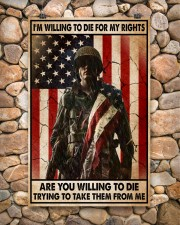 I'm Willing To Die For My Rights 11x17 Poster aos-poster-portrait-11x17-lifestyle-15