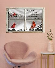 A Piece Of My Heart Lives in Heaven Gifts - TeeF1 36x24 Poster poster-landscape-36x24-lifestyle-19