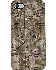 The US Army Uniform Phone Case i-phone-8-case