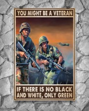 Gift For Veteran You Might Be A Veteran If There Is No Black And White 24x36 Poster aos-poster-portrait-24x36-lifestyle-13