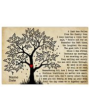 A Limb Has Fallen From The Family Trees 36x24 Poster front