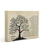 A Limb Has Fallen From The Family Trees Gallery Wrapped Canvas Prints tile