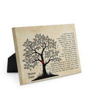 A Limb Has Fallen From The Family Trees Easel-Back Gallery Wrapped Canvas tile