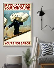 If You Can't Do Your Job Drunk 11x17 Poster lifestyle-poster-1