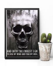 Into The Forest I Go To Lose My Mind And Find Soul 11x17 Poster lifestyle-poster-8