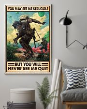 You May See Me Struggle Veteran 11x17 Poster lifestyle-poster-1