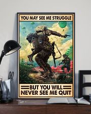 You May See Me Struggle Veteran 11x17 Poster lifestyle-poster-2
