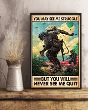 You May See Me Struggle Veteran 11x17 Poster lifestyle-poster-3
