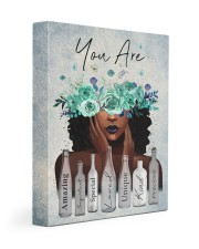 You Are Amazing Gallery Wrapped Canvas Prints tile