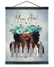 You Are Amazing Hanging Canvas tile