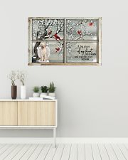 A Big Piece Of My Heart Lives In Heaven 36x24 Poster poster-landscape-36x24-lifestyle-01