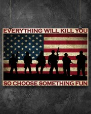 Everything Will Kill You So Choose Something Fun 36x24 Poster aos-poster-landscape-36x24-lifestyle-11