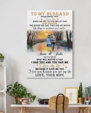 Family Gift To My Husband Never Forget That I Love You 20x30 Gallery Wrapped Canvas Prints aos-canvas-pgw-20x30-lifestyle-front-03