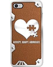 Accept Adapt Advocate Phone Case i-phone-8-case