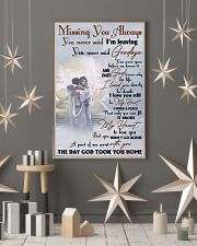 Missing You Always You Never Said I'm Leaving 11x17 Poster lifestyle-holiday-poster-1