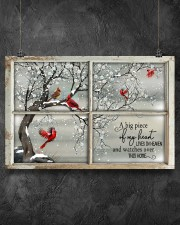 A Big Piece Of My Heart Lives In Heaven  36x24 Poster aos-poster-landscape-36x24-lifestyle-11