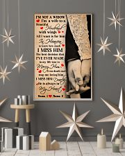 I'm Not A Widow  11x17 Poster lifestyle-holiday-poster-1