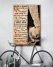 I'm Not A Widow  11x17 Poster lifestyle-poster-7